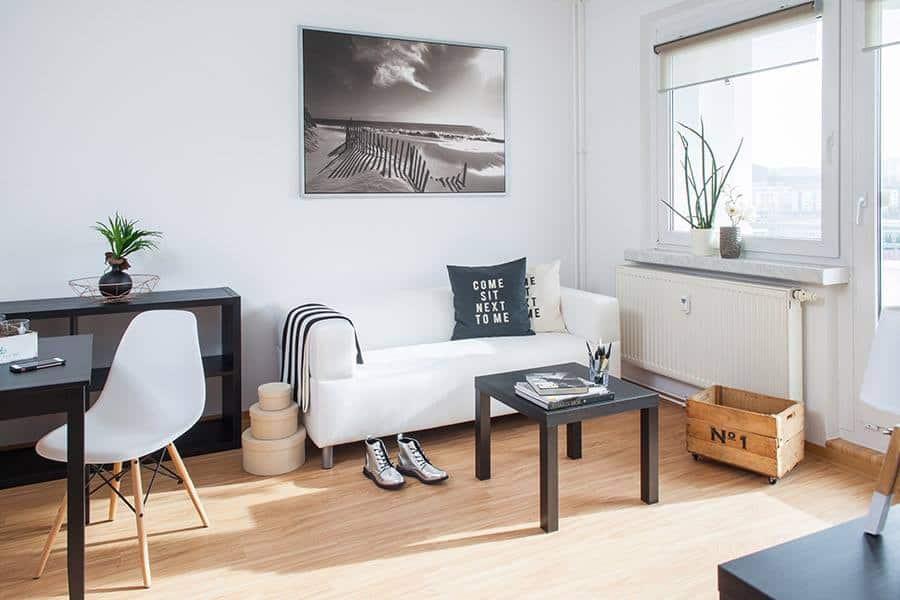Pendler Wohnung Chemnitz