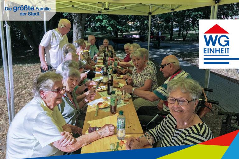 Grillfest 2019 in Altchemnitz
