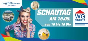 "WG ""EINHEIT"" Schautag am 15. September 2019"